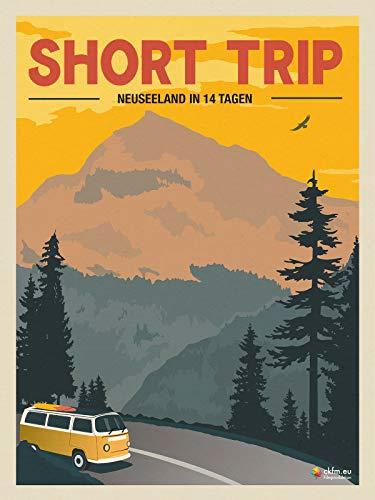 Short Trip: Neuseeland in 14 Tagen
