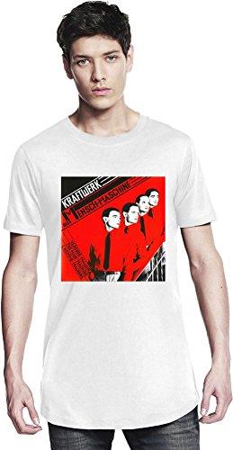 Camiseta Kraftwerk The Man Machine Long T-shirt X-Large