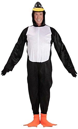 WIDMANN Unisex Kostüm Pinguin groß für Tierkostüm