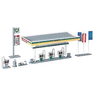 FALLER 130346 - Distributore di benzina coperto