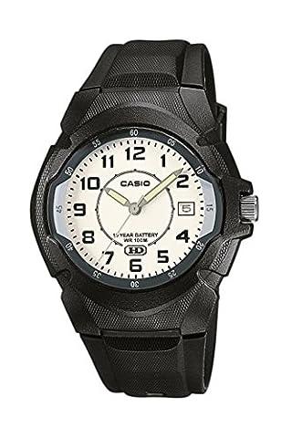 Casio Collection Herren-Armbanduhr Analog Quarz MW-600B-7BVEF