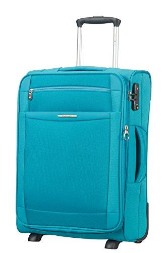SAMSONITE Dynamo - Upright 55/20 Expandable Equipaje de mano, 55 cm, 40 liters, Azul (Ocean Blue)