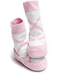 Sock Ons - Mocc Ons Ballerina 6-12m