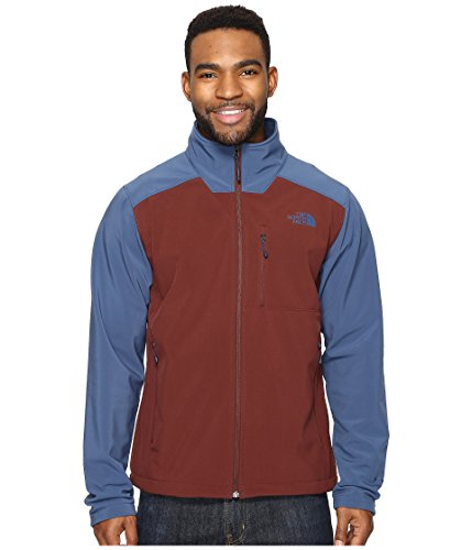 The North Face Men's Apex Bionic 2 Jacket Sequoia Red/Shady Blue (Prior Season) Small -