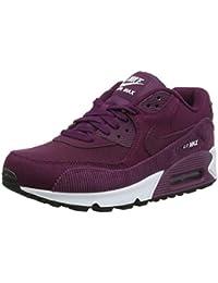 designer fashion 2d962 3fe74 Nike Wmns Air MAX Lea 90, Zapatillas de Deporte para Mujer