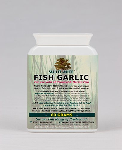 fish-garlic-multi-mite-60-grams-tropical-marine-or-freshwater-feed-additive-free-shipping