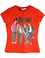 The Vamps - T-Shirt à Manches Courtes - Fille