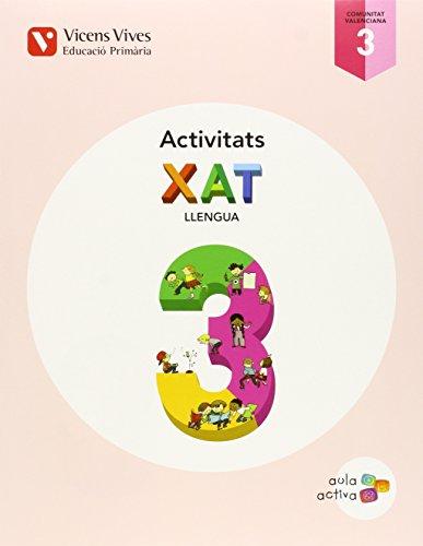 Xat 3 Valencia Activitats (aula Activa) - 9788468216065