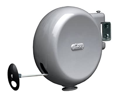 Minky Retractable Reel Washing Line - 15 m