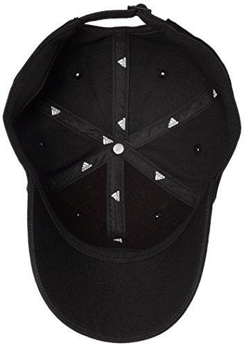 Adidas Treccia Cotto 6P 3S Cap Black/White