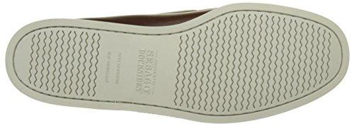 Sebago Docksides, Chaussures Bateau Homme Marron (Brown Oiled Waxy Lea)