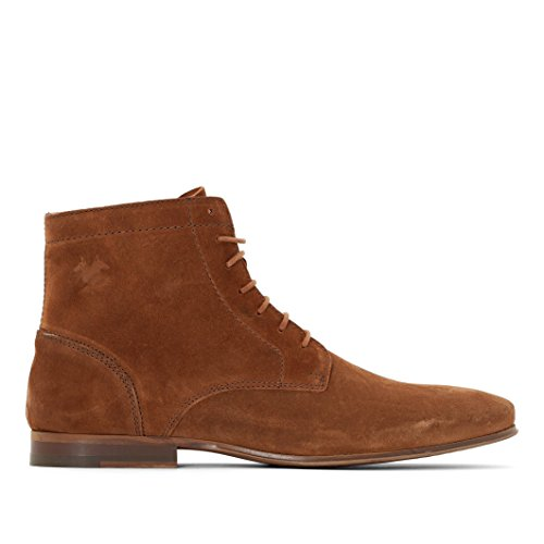 Kost Uomo Boots Nabuck Guillemot Taglia 42 Marrone