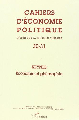 Keynes économie et philosophie