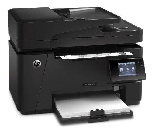 Bild 5: HP LaserJet Pro M127fw Laserdrucker Multifunktionsgerät (Drucker, Scanner, Kopierer, Fax, WLAN, HP ePrint, Airprint, USB, 600 x 600 dpi) schwarz