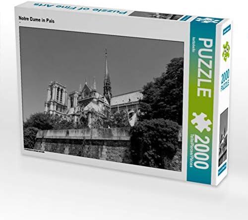 CALVENDO Puzzle Notre Dame in Pais 2000 Teile Lege-Grösse 90 x 67 cm Foto-Puzzle Bild Von   Une Grande Variété De Modèles