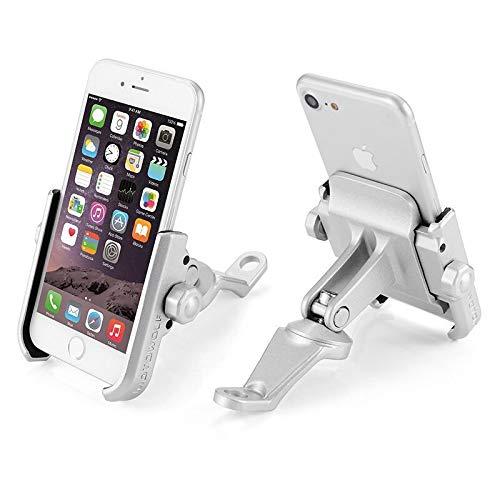 FairOnly Motorrad Handyhalter 360 Rotation Bike Phone Mount für Iphone Samsung XIAOMI