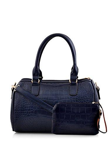 Mark & Keith Blue Handbag (MBG 0102 BL)