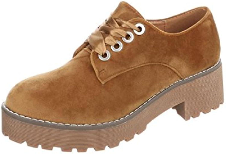 cingant femme femme femme femmes & eacute; chaussures classiques b0785xfrhd dentelle la moitié des parents | Expédition Rapide  0975f9