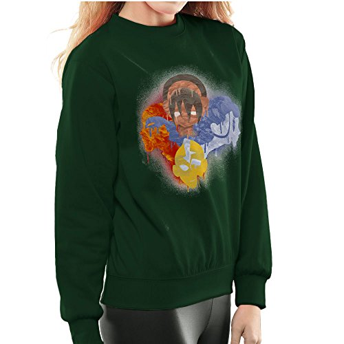 Four Nations Avatar The Last Airbender Women's Sweatshirt Bottle Green