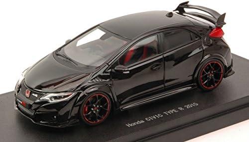 Ebbro EB45353 EB45353 EB45353 Honda Civic Type R 2015 Crystal Black Pearl 1:43 Die CAST Model | Outlet  0c6b6a