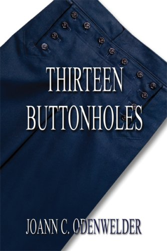 Thirteen Buttonholes Cover Image