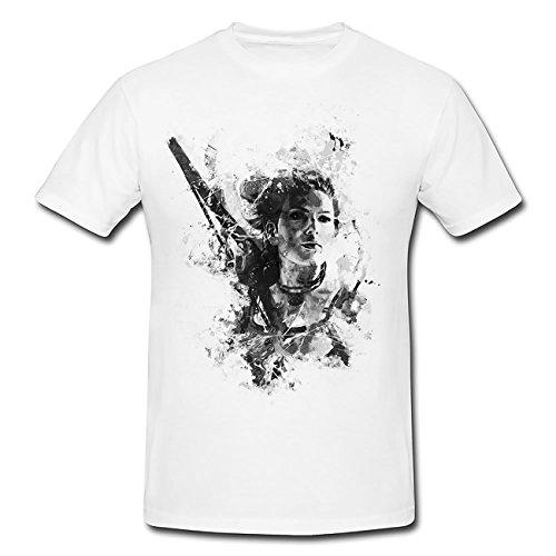 Preisvergleich Produktbild Rise of the Tomb Raider Art T-Shirt Herren, Men mit stylischen Motiv von Paul Sinus