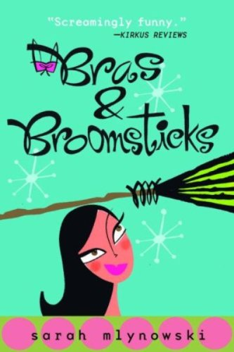 Bras & Broomsticks (Magic In Manhattan Book 1) (English Edition)