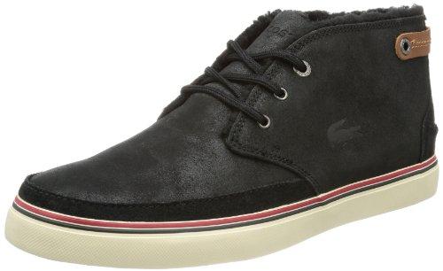 Lacoste Clavel 12 726SRM0001024 Herren Sneaker Schwarz (Blk)