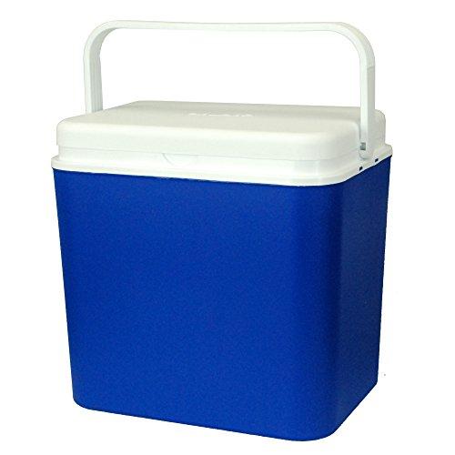 Crazygadget® - frigobox da campeggio, portatile, perfetto per ghiaccio, pic-nic, feste al chiuso o all'aperto, spiaggia, viaggi, cibo