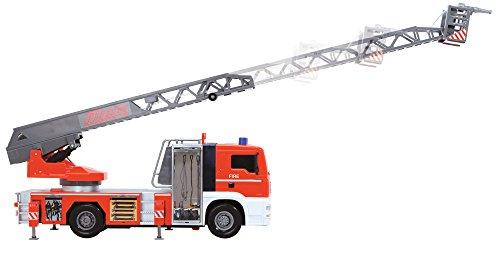 RC Auto kaufen Feuerwehr Bild 4: Dickie Toys 203719000 - Fire Patrol, kabelgesteuertes Feuerwehrauto, 50 cm*