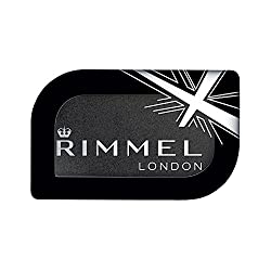 Rimmel London Magnifeyes Mono Eyeshadow, Black Fender, 0.16 Ounce