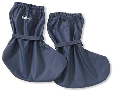 Playshoes Rain Footies,, Blue - 18-36 months (Manufacturer Size: M)