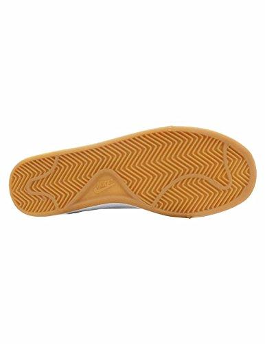 805556-101 Nike Court Royale Premium WHITE/WHITE-LYON BLUE-GUM