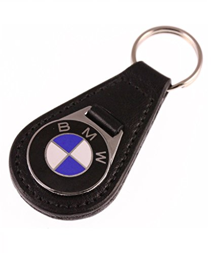 PARRK BMW New Leather Key Chain  available at amazon for Rs.135