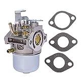 ELECTROPRIME Carburetor W/ Gaskets Set for Toro CCR2000 CCR3000 Snowblower Garden Equipment