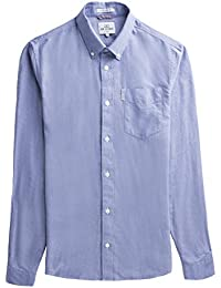 Ben Sherman LS Core Oxford, Chemise Casual Homme