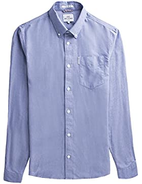 Ben Sherman LS Core Oxford, Camicia Uomo