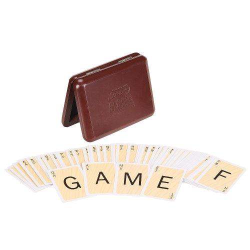 Toys R Us Pavilion Scrabble Slam Spiel mit modellierte Holz Fall (Toys R Us, Spiele)