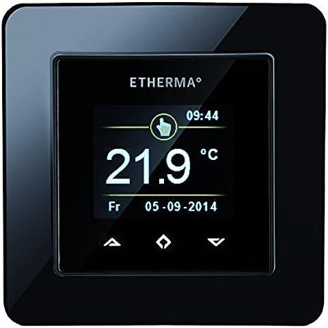 Installazione interruttore Etherma eTouch Termostato con Touchpad, 16A, 5–40gradi Con