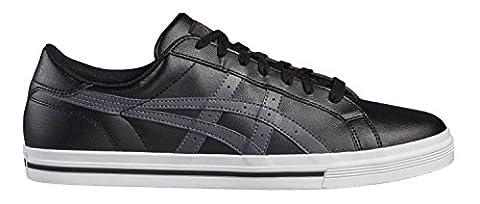asics Tiger Herren Freizeitschuh Sneaker CLASSIC TEMPO schwarz / grau, Größe:45