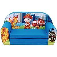 Knorrtoys 68432Niños sofá–Fireman