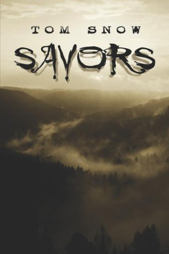 Savors Cover Image