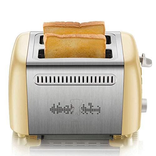 JJZXT máquina de Pan Desayuno máquina de Pan, de Acero Inoxidable máquina de Pan, programable Máquina de Hacer Pan con Frutas Tuerca dispensador, Antiadherente de cerámica Pan