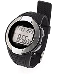 Reloj De Pulsera Con El Rápida Tecnología Táctil Ecg Pulsómetro Reloj De Pulsera Viene Con Una Gran Pantalla LCD Luz De Fondo