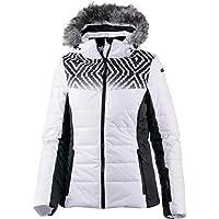 Icepeak Vivian Kunstpelzkragen Skijacke Damen weiß *UVP 169,99