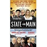 State & Main [VHS] [Import USA]