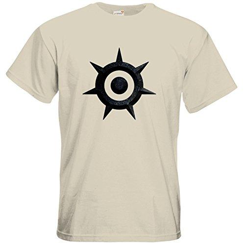 getshirts - Das Schwarze Auge - T-Shirt - Götter und Dämonen - Dämonenkrone solo Natural