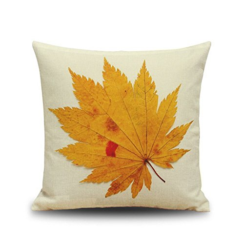 yellow-maple-leaf-pattern-leisure-household-pillow-cushion-pillow-1818