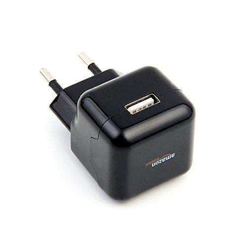 AmazonBasics USB-Netzteil/ Ladegerät (2,1A Output)