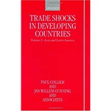 Trade Shocks in Developing Countries: Asia and Latin America